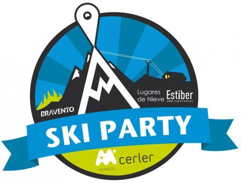 Logo Ski Party 2015