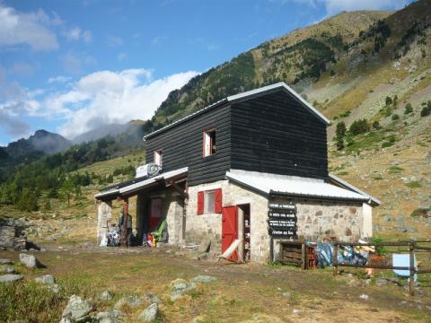 Refugio del Ras de Carançà