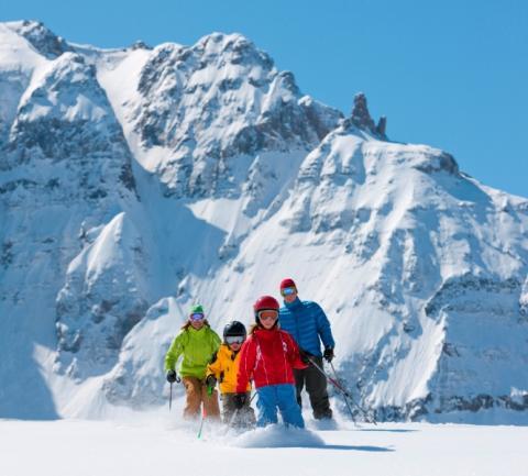 Esquiando en el Valle de Aran - Hotel Himalaia