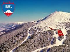 Teleférico Patscherkofel y su snowpark