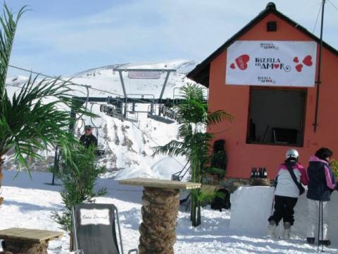 Telesilla del Amor de Cerler, el Sarrau, 2320m
