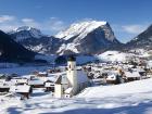 El pueblo de Schoppernau