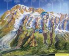 Imagen de la estación de esquí de Courmayer-Funivia Monte Bianco