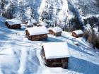 Panorama de Sillian en el Tirol