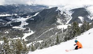 Ofertas de esquí en La Molina puente de la inmaculada