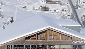 Ski Safari Vorarlberg Austria