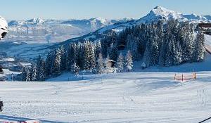 Kitzbühel: 2.750 km de pistas para esquiar