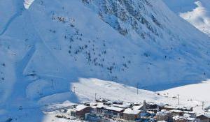 Tignes Alpes Franceses