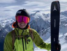 Entrevista a Abel Moga: El esquiador aranés se ha convertido en el rider de moda con su paso al FWT