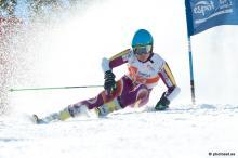 Entrevista a Albert Ortega, el corredor de esquí alpino más joven de la RFEDI