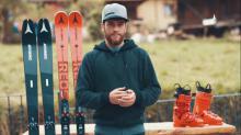 Vídeo: 4 buenos consejos  para guardar tu material de esquí de montaña al final de la temporada