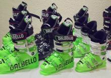 Colección Botas Dalbello 2017-2018
