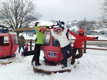 Esquí en los Tatra