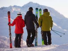 ¿Cómo elegir la longitud de tus esquís?