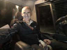 Pisando pistas en Le Mourtis con Emilio Caseny