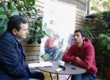 "Conversando con Kilian Jornet, ""Langtang"" es mi reto más humano"
