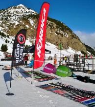 Sorteo material Ski-Party 2015 por Ricard Tarré