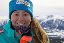 """""""Soy Fiona Torelló, una rider de snowboard, no sé si has oído hablar de mi..."""""""