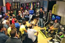Fischer forma a Las tiendas más representativas en las botas VACUUM FIT