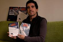 Entrevistamos a Iban González
