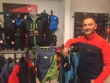 Entrevista con Hervè Locatelli, director comercial de Millet Mountain Group para Iberia e Italia
