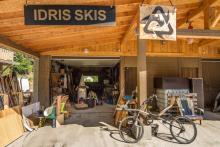 ¿Esquís ecológicos? Si, Idris Skis!