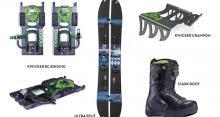 K2 Ultra Split: El splitboard más ligero de la tierra