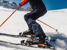 Lange presenta sus nuevas botas All Mountain LX. Horma ancha para buenos esquiadores