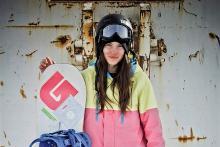 Maria Hidalgo la Rider de snowboard de la RFEDI que no para de dar guerra