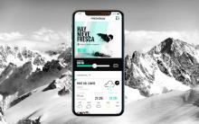 """Fresh Snow, nuestro mejor """"amigo"""" para diseñar nuestro día perfecto de esquí o snowboard"""