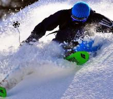 Vector Glide: ¡Esquís Made in Japan!