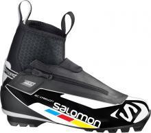 La equipación de esquí nórdico S-LAB de Salomon, a toda marcha!.  Salomon Bota RC Carbon