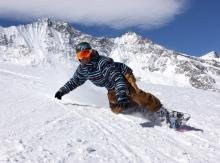Lecciones para aprender Snowboard fácilmente
