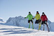 Toma de contacto con Laser AX de Stöckli: una navaja suiza para todas las nieves