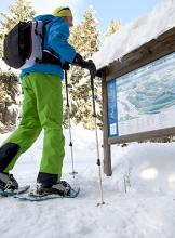 Nuevas Raquetas de Nieve Symbioz Hyper Flex: ¿competencia al esquí?