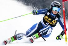Nuevo Völkl Racetiger SL R 2021. Un esquí pata negra que recupera la icónica estética Zebra