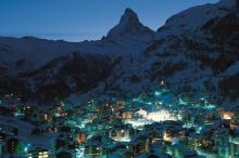 La renovación del funicular de Sunnega-Express, punto de partida al Matterhorn