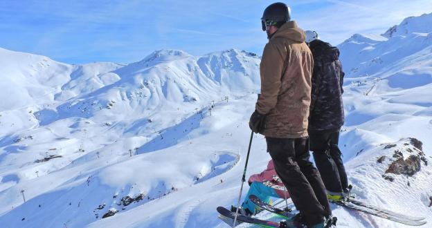 Esquiar sin estrés es posible: el caso de Boí Taüll