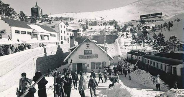 Navacerrada: un siglo de esquí con fecha de caducidad