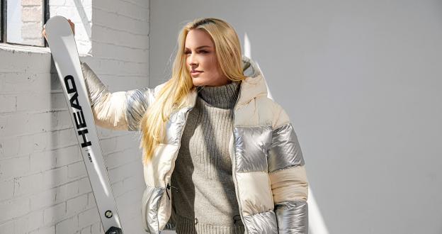 La nueva moda en el esquí que te hará sentir como Lindsey Vonn