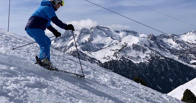 Saint Lary, esquí y après-ski en mayúsculas