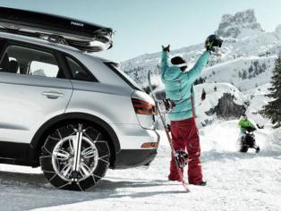 Tracción total en un vehículo, ¿es necesaria para circular por la nieve?