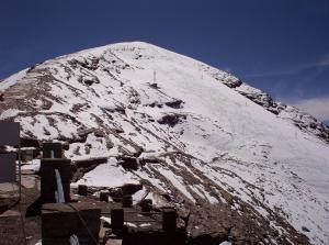 Glaciar Chacaltaya de Bolivia: otra triste historia del cambio climático