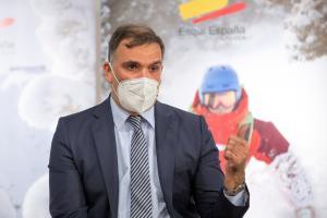 """Entrevista a Jesús Ibáñez: """"Sierra Nevada genera un impacto de 411 millones anuales en la economía de Granada"""""""