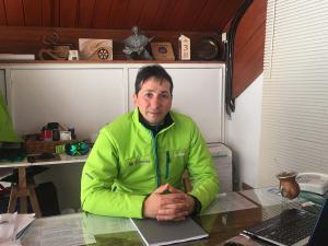 """Entrevista a Agustín Neiman: """"San Martín de los Andes y Chapelco son un destino increíble"""""""