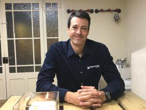Alfonso Torreño, director de Grandvalira: proyectos de ampliación, mejoras y sostenibilidad