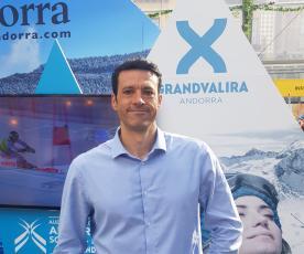 """Alfonso Torreño: La nueva Grandvalira seguirá creciendo en tamaño y calidad de servicio"""""""