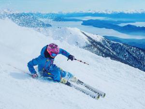 Nuevos Blossom White Out nunca fue tan fácil esquiar