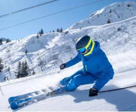 Prueba del esquí de slalom WEDZE Boost 980 ST ¿asalto a la gama alta por 400 euros?