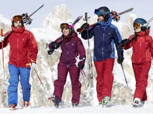 Nunca ha sido tan fácil caminar sobre la nieve gracias al sistema GripWalk